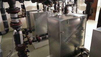 Кожух теплоизоляционный для теплообменника Пластинчатый теплообменник ONDA GT015 Анжеро-Судженск