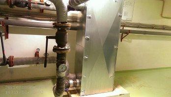 Кожух для пластинчатого теплообменника Пластины теплообменника Alfa Laval M20-MW FGR Дербент